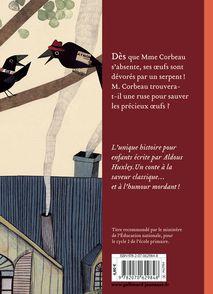 Les corbeaux de Pearblossom - Beatrice Alemagna, Aldous Huxley