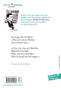 Poèmes - Robert Desnos, Rémi Saillard
