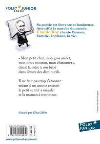 Poèmes - Élisa Géhin, Claude Roy