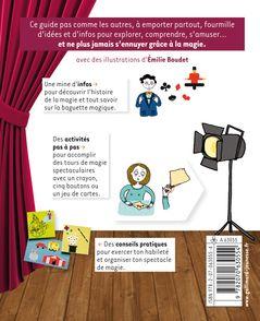 La magie - Émilie Boudet, Benoît Rosemont