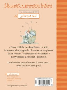 Fany et son fantôme - Martine Delerm