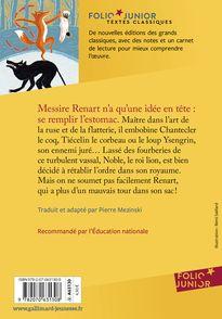 Le Roman de Renart -  Anonymes, Rémi Saillard