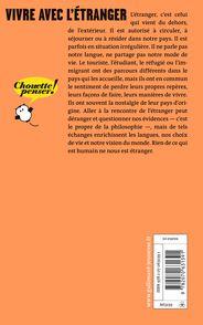 Vivre avec l'étranger - Alexis Beauclair, Marie Gaille
