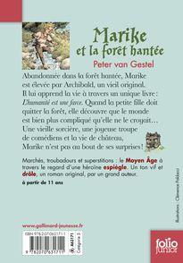 Marike et la forêt hantée - Peter van Gestel, Annemie Heymans