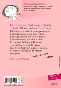 Premier amour, dernier amour - Susie Morgenstern, Anne Tonnac