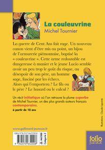 La couleuvrine - Claude Lapointe, Michel Tournier