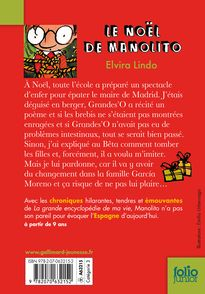 Le Noël de Manolito - Elvira Lindo, Emilio Urberuaga