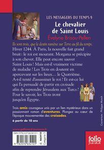 Le chevalier de Saint Louis - Évelyne Brisou-Pellen, Philippe Munch