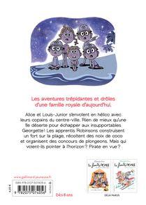 SOS sur une île déserte - Aurore Damant, Christophe Mauri