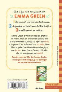 Emma Green et l'arbre des fées, 2 - Qin Leng, Ellen Potter