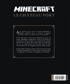 Minecraft : Le château fort - Joe Bolder, Ryan Marsh