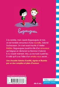 Bogueugueu est amoureux - Marc Boutavant, Béatrice Fontanel
