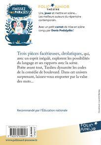 Finissez vos phrases! - Jean Tardieu