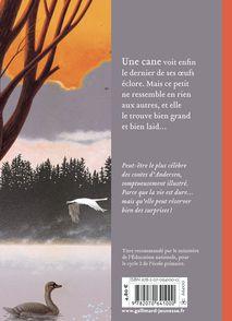 Le vilain petit canard - Hans Christian Andersen, Henri Galeron