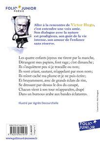 Poèmes - Agnès Decourchelle, Victor Hugo