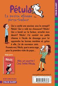 Pétula, la petite chienne porte-bonheur - Clément Devaux, Bel Mooney