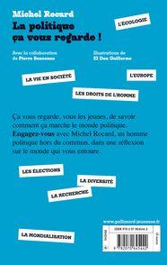 La politique, ça vous regarde ! - El don Guillermo, Michel Rocard