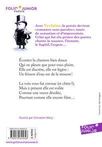Poèmes - Donatien Mary, Paul Verlaine