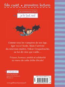 Un ogre à l'école fantastique - Henri Fellner, Yann Walcker