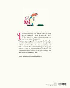 Petite Alice aux Merveilles - Lewis Carroll, Emmanuel Polanco
