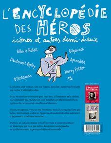 L'encyclopédie des héros, icônes et autres demi-dieux - Anne Blanchard, Serge Bloch, Francis Mizio, Jean-Bernard Pouy
