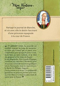 Blanche de Castille - Catherine de Lasa