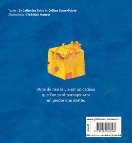 Les cadeaux - Catherine Dolto, Colline Faure-Poirée, Frédérick Mansot
