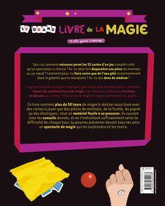 Le grand livre de la magie - Joe Fullman