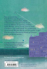 Barnabé ou La vie en l'air - John Boyne, Oliver Jeffers