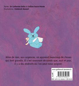 Les urgences - Catherine Dolto, Colline Faure-Poirée, Frédérick Mansot