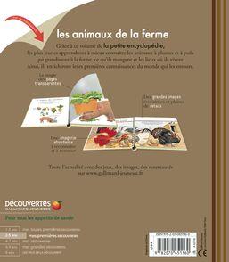 Les animaux de la ferme -  un collectif d'illustrateurs, Delphine Gravier-Badreddine