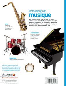 Instruments de musique - Neil Ardley