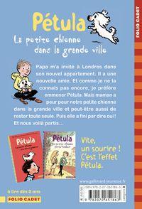 Pétula, la petite chienne dans la grande ville - Clément Devaux, Bel Mooney