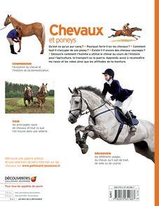 Chevaux et poneys - Juliet Clutton-Brock