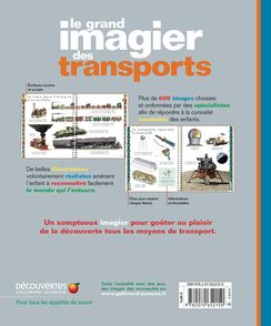 Le grand imagier des transports -  un collectif d'illustrateurs, Delphine Gravier-Badreddine
