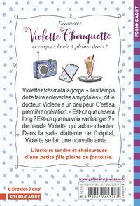 Violette Chouquette - Anna Branford, Sam Wilson