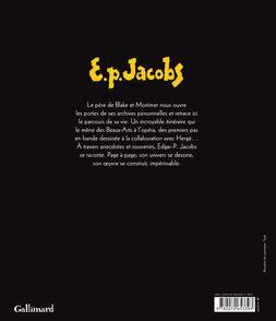 Un opéra de papier - Edgar-P. Jacobs