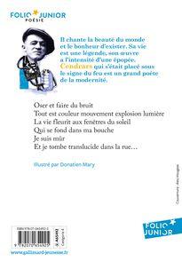 Poèmes - Blaise Cendrars, Donatien Mary