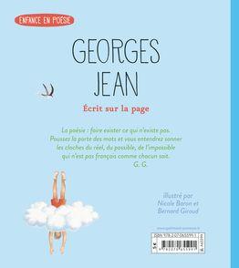 Écrit sur la page - Nicole Baron, Bernard Giroud, Georges Jean