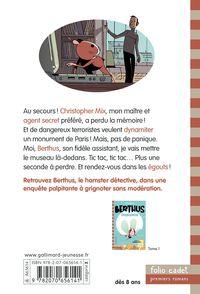 Mission explosive! - Benjamin Adam, Olivier Muller