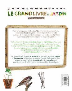 Le grand livre du jardin -