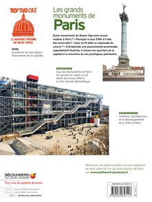 Les grands monuments de Paris - Jean-Michel Billioud