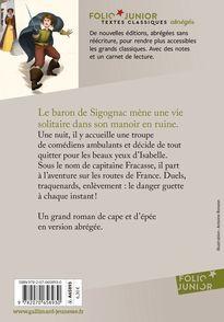 Le capitaine Fracasse - Théophile Gautier