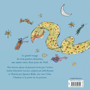 Trois petites chouettes - Quentin Blake, Emanuele Luzzati