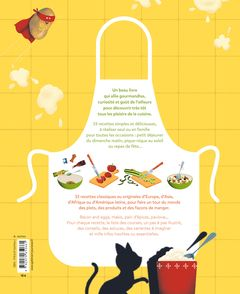 Du monde dans ta cuisine - Thomas Baas, Carole Saturno