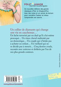 La parure et autres contes cruels - Guy de Maupassant, Antoine Ronzon