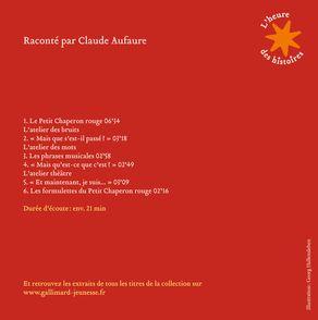 Le Petit Chaperon rouge - Georg Hallensleben, Charles Perrault