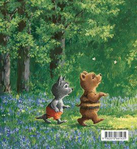 Lou P'tit Loup et les abeilles - Antoon Krings