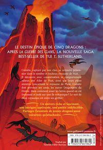 Les Royaumes de Feu, 4 - Tui T. Sutherland