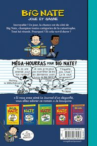Big Nate joue et gagne - Lincoln Peirce